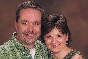 Mike and Lee Ann
