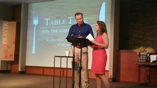 Table Talk1