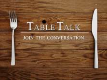 TableTalk with words