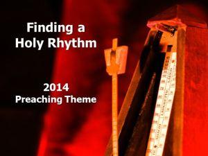 2014 Preaching Theme