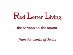 Red Letter Living 0