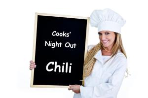 Cooks Night Out Chili