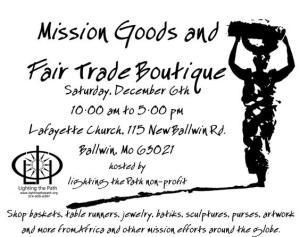 Fair Trade Boutique