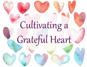 Cultivating Grateful Heart