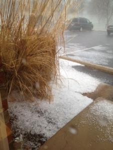 Hail 2 April 2015