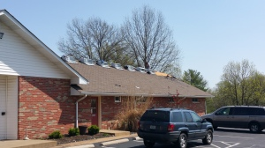 New roof April 2015