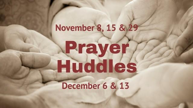 Prayer Huddles jpg
