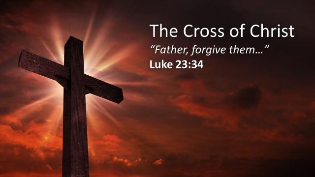 1 Father forgive