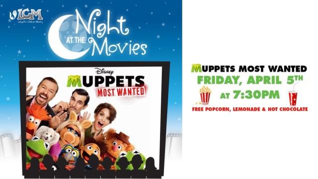 LCM movie night